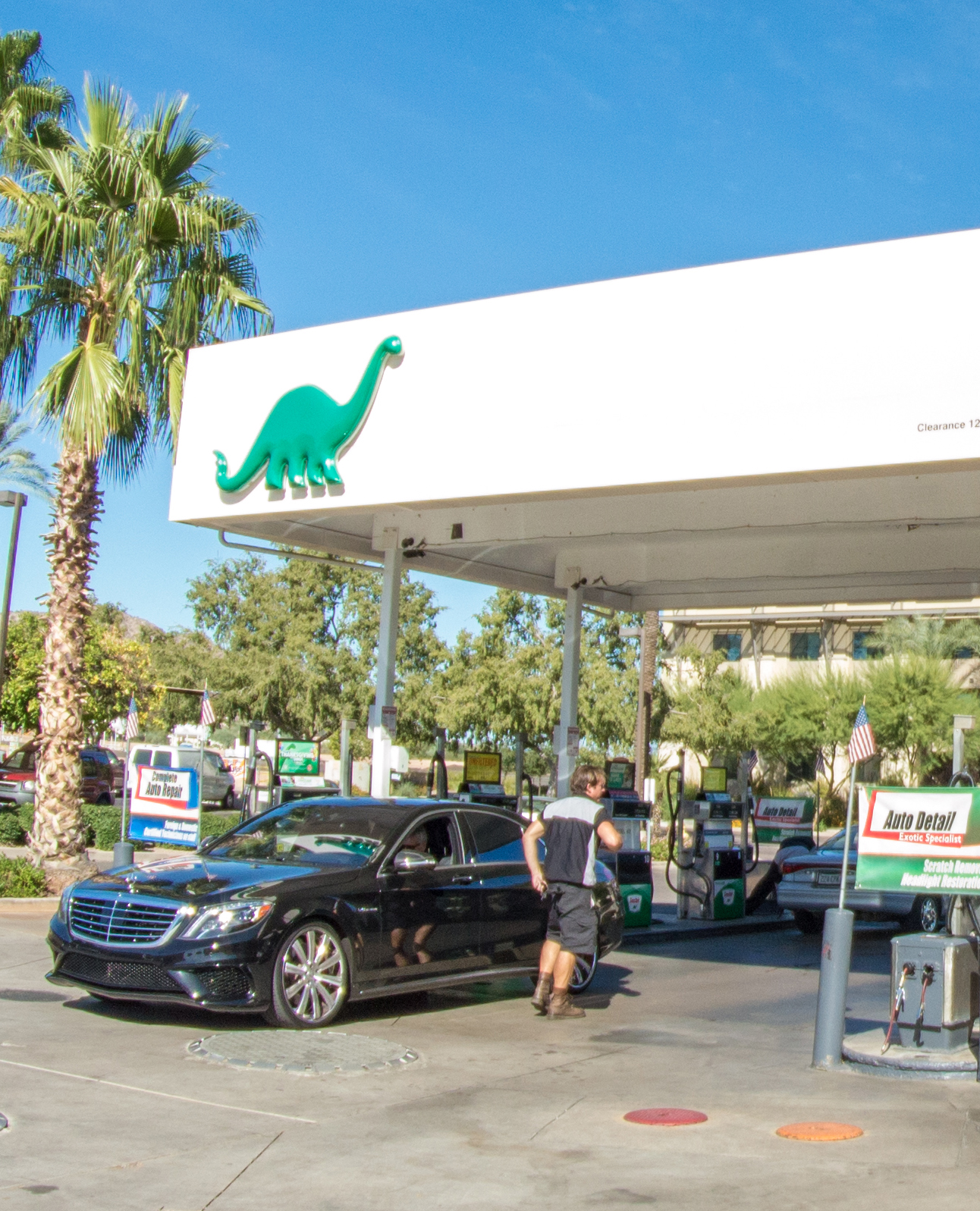 Full Service Gas Station Scottsdale