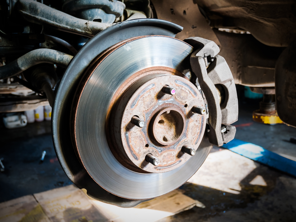 Brake Repair & Pad Replacement