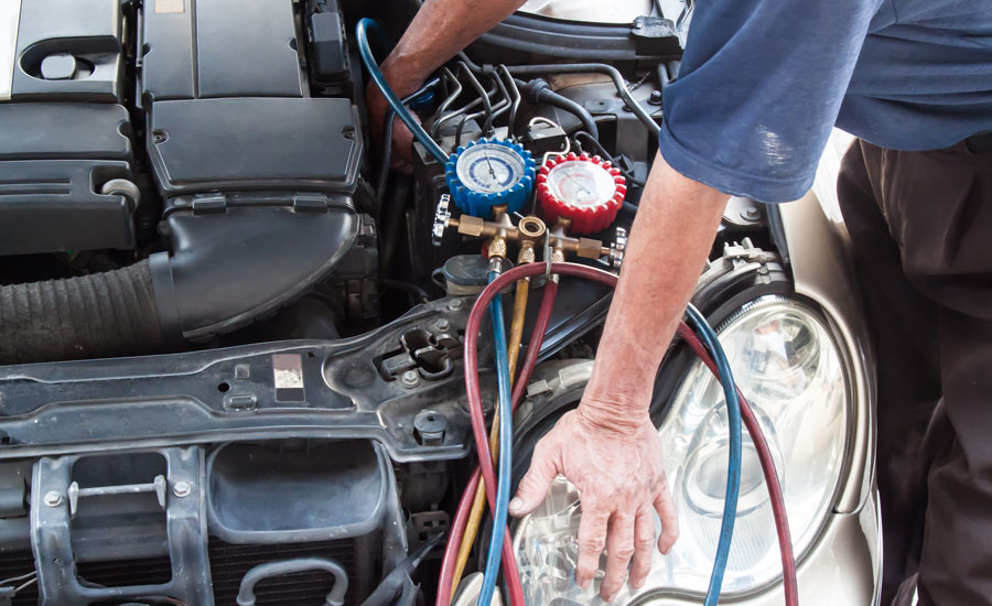 Car Air Conditioner Not Working: Scottsdale - Bridwell