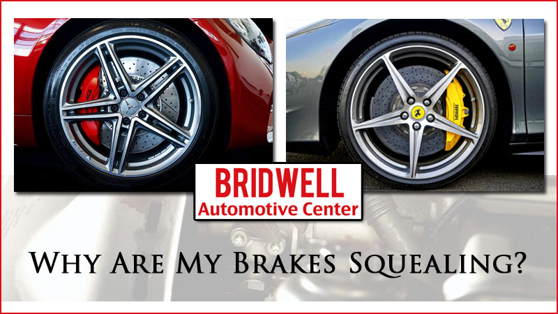 Why Are My Brakes Squealing?
