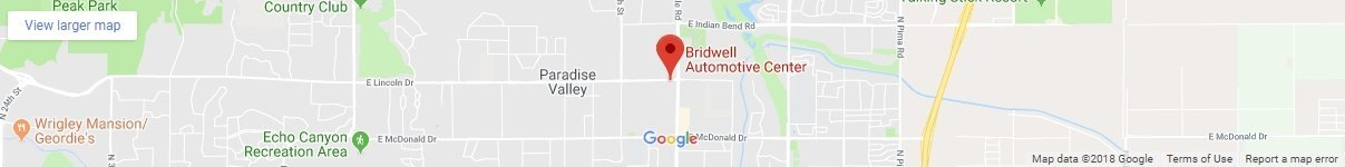 Engine Replacement Repair Bridwell Map