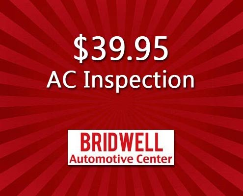 $39 Car AC Inspection