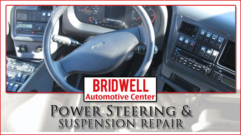 Power Steering & Suspension Repair Shop
