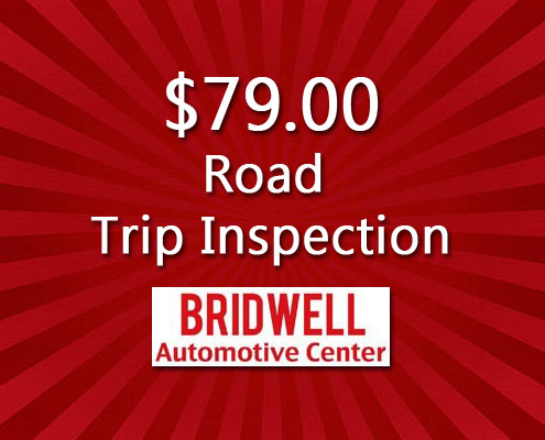 $79 Road Trip Inspection