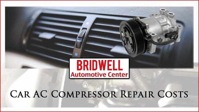 Car AC Compressor Repair Costs