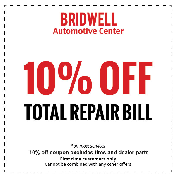 Auto Repair Coupon