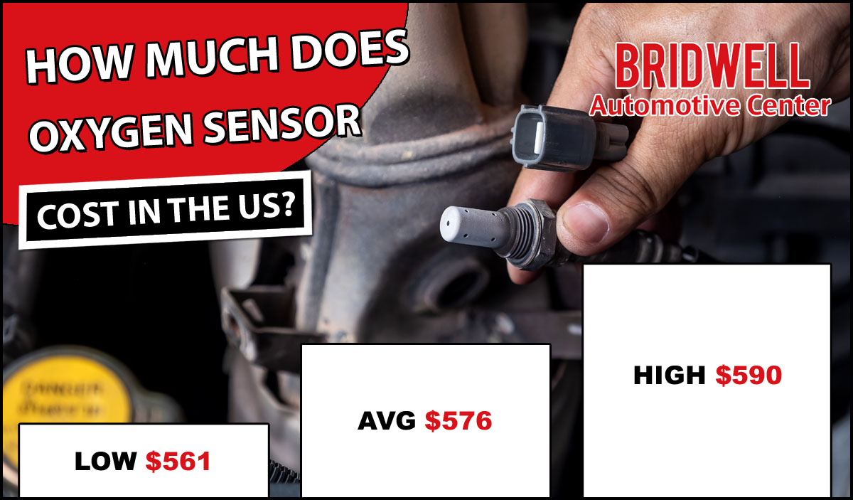 Oxygen Sensor Replacement Cost